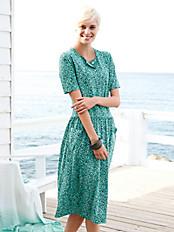 Green Cotton - Jerseyklänning med kort ärm