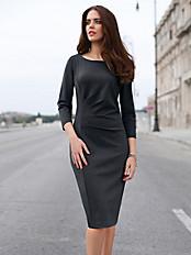 Uta Raasch - Jerseyklänning med 3/4-lång ärm